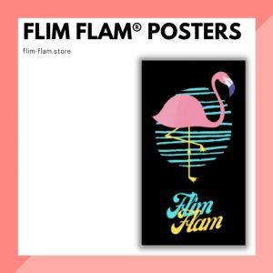 Flim Flam Posters