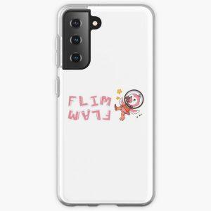 Flim flam flamingo bird Samsung Galaxy Soft Case RB0106 product Offical Flim-Flam Merch