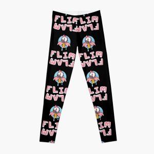 Flim flam flamingo Ice cream Leggings RB0106 product Offical Flim-Flam Merch