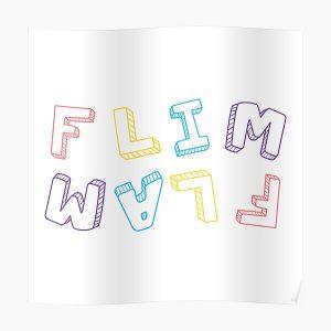 Flim Flam Flim Flam Poster RB0106 product Offical Flim-Flam Merch
