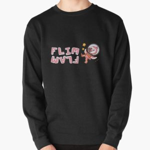 Flim flam flamingo bird Pullover Sweatshirt RB0106 product Offical Flim-Flam Merch