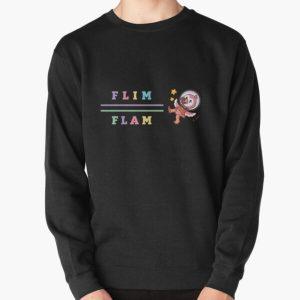 Flim flam flamingo bird youtube Pullover Sweatshirt RB0106 product Offical Flim-Flam Merch