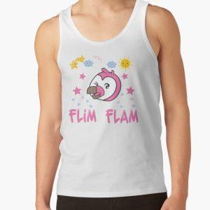 Flim flam flamingo Tank Top RB0106 product Offical Flim-Flam Merch