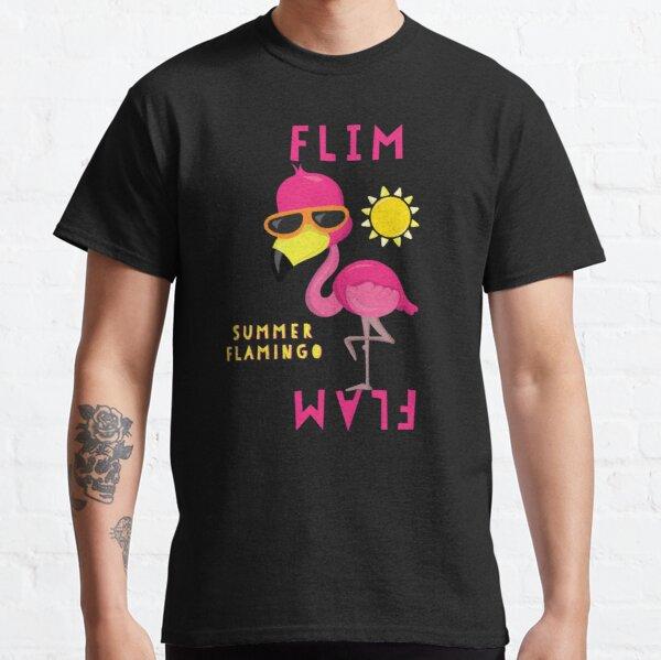 Flim Flam Flamingo Classic T-Shirt RB0106 product Offical Flim-Flam Merch