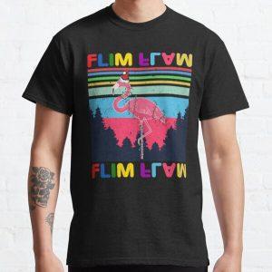 Flim Flam Christmas Lights Classic T-Shirt RB0106 product Offical Flim-Flam Merch