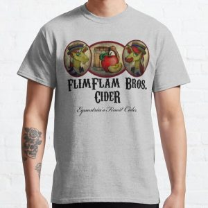 Flim Flam Brothers Cider Classic T-Shirt RB0106 product Offical Flim-Flam Merch