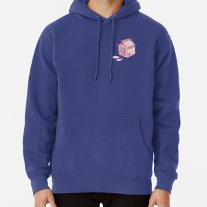 Flim Flam Strawberry Milk Carton Pullover Hoodie RB0106 product Offical Flim-Flam Merch