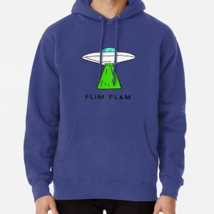 Flim Flam UFO Pullover Hoodie RB0106 product Offical Flim-Flam Merch