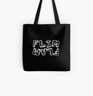 BEST SELLER - flim flam Merchandise All Over Print Tote Bag RB0106 product Offical Flim-Flam Merch