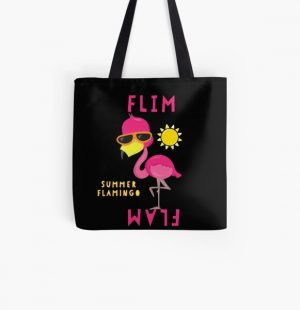 Flim Flam Youth All Over Print Tote Bag RB0106 product Offical Flim-Flam Merch