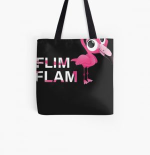 Flim Flam Gift funny All Over Print Tote Bag RB0106 product Offical Flim-Flam Merch