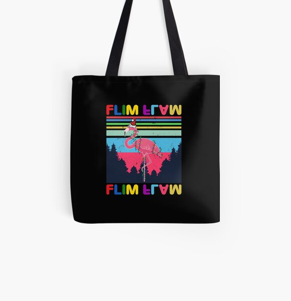 Flim Flam Christmas Lights All Over Print Tote Bag RB0106 product Offical Flim-Flam Merch