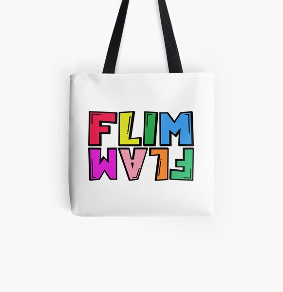 Flim Flam All Over Print Tote Bag RB0106 product Offical Flim-Flam Merch