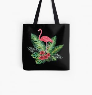 flim flam flamingo All Over Print Tote Bag RB0106 product Offical Flim-Flam Merch