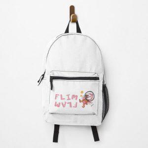Flim flam flamingo bird Backpack RB0106 product Offical Flim-Flam Merch