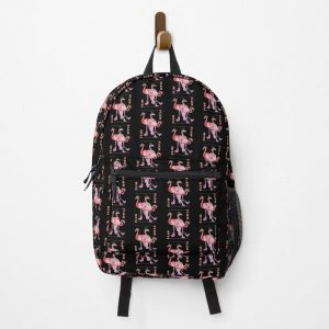 Flim Flam Flamingo Family Design Backpack RB0106 product Offical Flim-Flam Merch