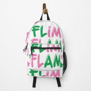 Flim flam flamingo Backpack RB0106 product Offical Flim-Flam Merch