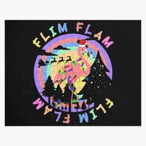 Flim Flam Christmas Jigsaw Puzzle RB0106 product Offical Flim-Flam Merch