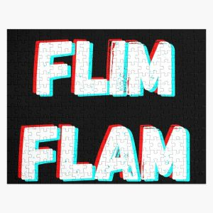 Flim Flam Jigsaw Puzzle RB0106 product Offical Flim-Flam Merch