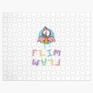 Flim flam flamingo stuff Jigsaw Puzzle RB0106 product Offical Flim-Flam Merch