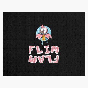 Flim flam flamingo Ice cream Jigsaw Puzzle RB0106 product Offical Flim-Flam Merch