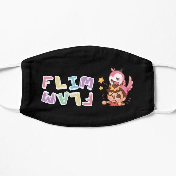 Flamingo Flim Flam Youtube  Flat Mask RB0106 product Offical Flim-Flam Merch