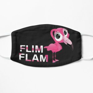 Flim Flam Gift funny Flat Mask RB0106 product Offical Flim-Flam Merch