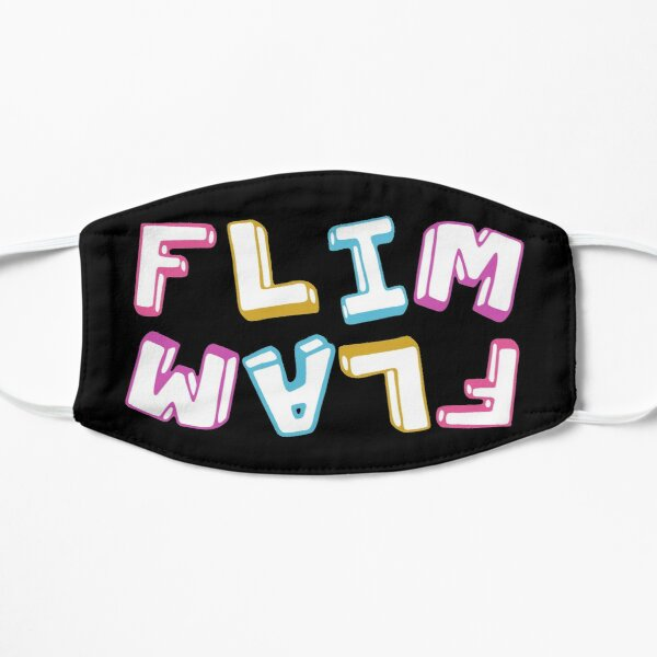 Flim Flam Flim Flam Flat Mask RB0106 product Offical Flim-Flam Merch