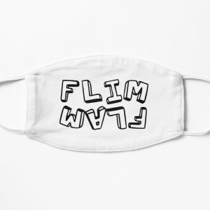 BEST SELLER - flim flam Merchandise Flat Mask RB0106 product Offical Flim-Flam Merch